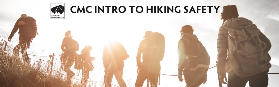 Intro to Hiking Safety