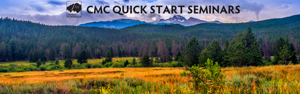 Mountain View - Quick Start Seminars