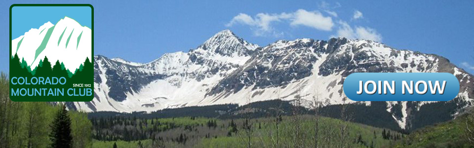 Join the Colorado Mountain Club