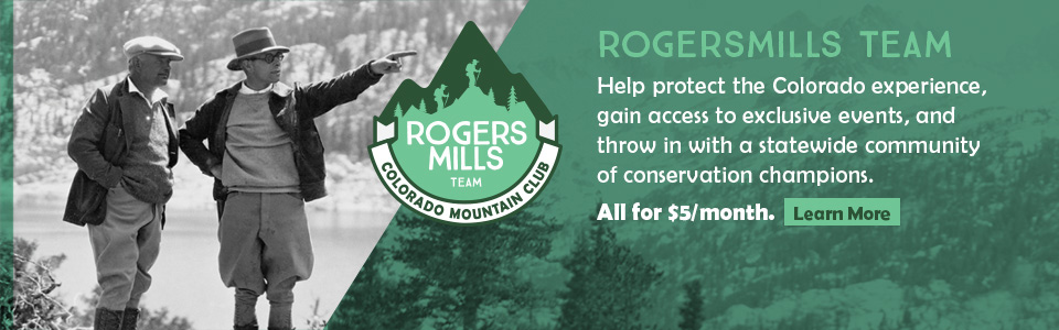 RogersMills Team - get involved for just $5/month!