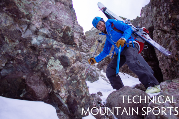 Technical Mountain Sports