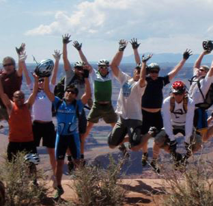 Mountain Bike & Hike Program