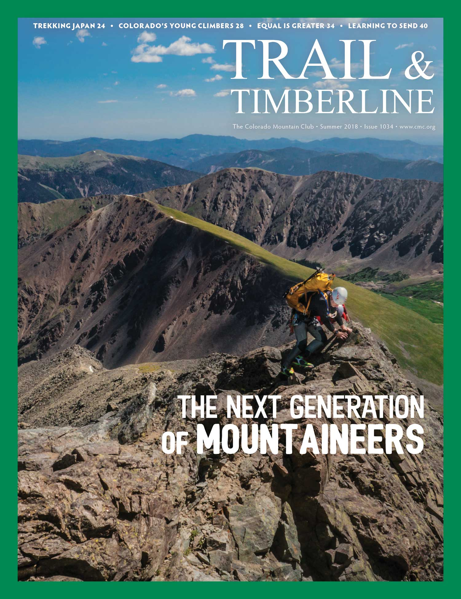 Trail & Timberline Summer 2018