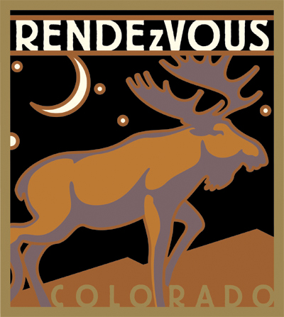 Rendezvous Colorado logo